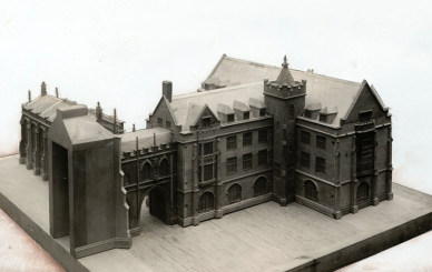 model of swift hall