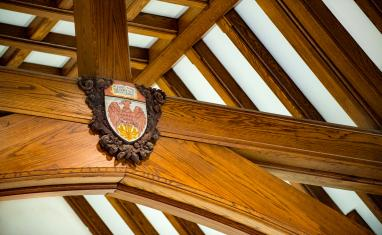 swift hall ceiling / CSReligion
