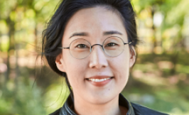angie heo, assistant professor of anthropology and sociology of religion