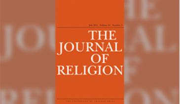 Journal of Religion image