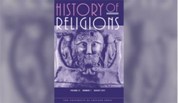 cover image for History of Religions