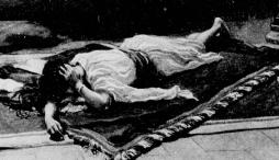 Bathsheba mourning Uriah